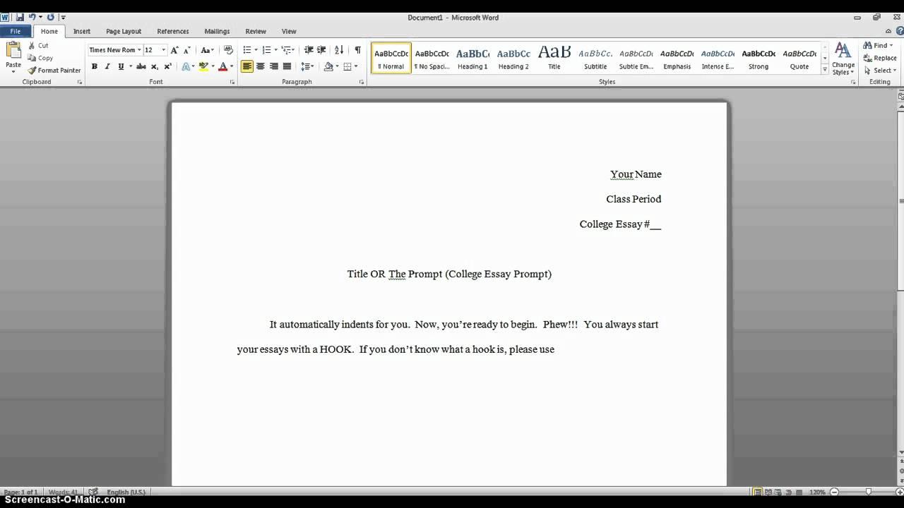 Human Immunity - Bay Essays